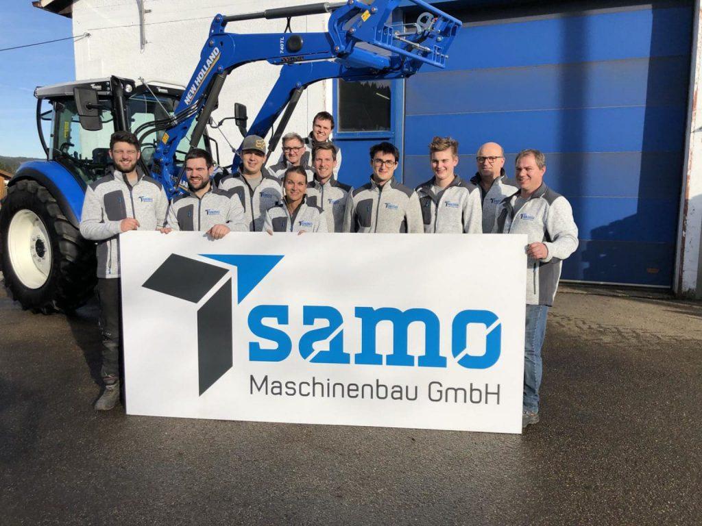 Kooperation Bauernnetzwerk – SAMO Maschinenbau GmbH
