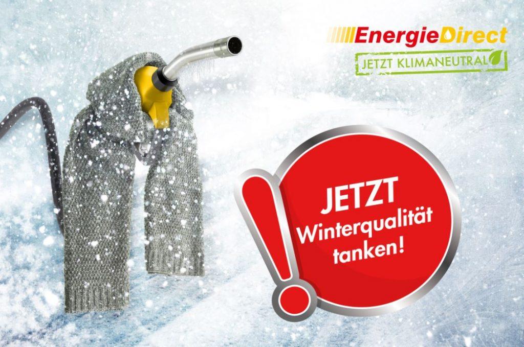 Gut gerüstet durch den Winter mit Energie Direct