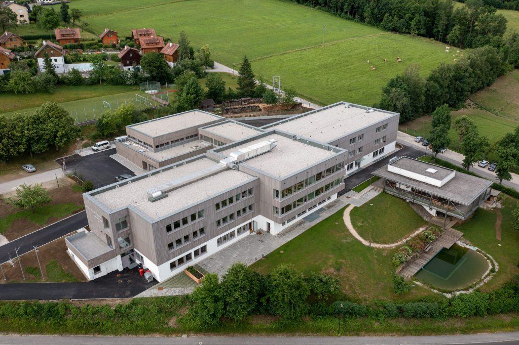 Landwirtschaftsschule Schlierbach in neuem Glanz