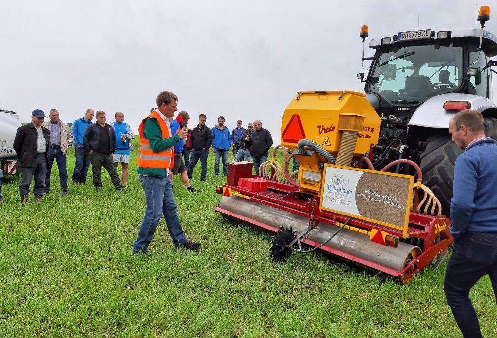 Schau auf dein Grünland – Fachtagung Maschinenring Oberösterreich