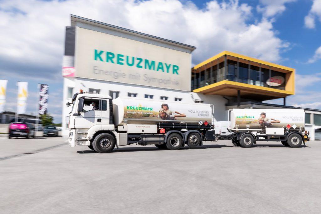 Kreuzmayr – Ihr regionaler Partner, wenn es um Energie geht
